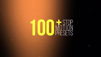 Stop Motion Presets: Premiere Pro Templates