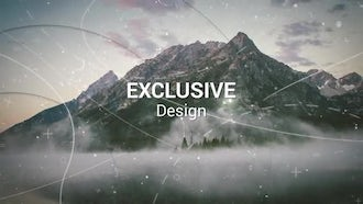 Exclusive Parallax Slideshow Opener: After Effects Templates