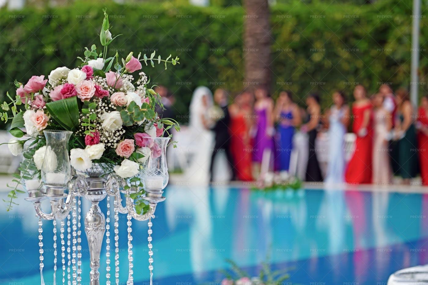 Wedding Reception: Stock Photos
