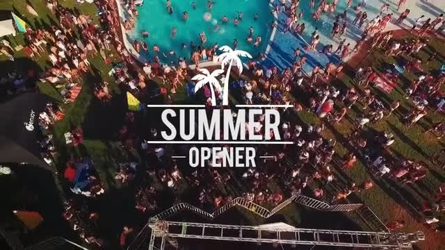 Summer Opener: Premiere Pro Templates