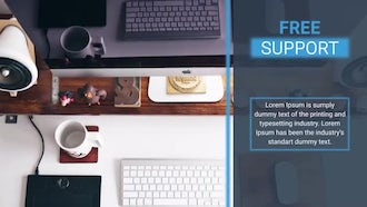Corporate Slideshow: After Effects Templates