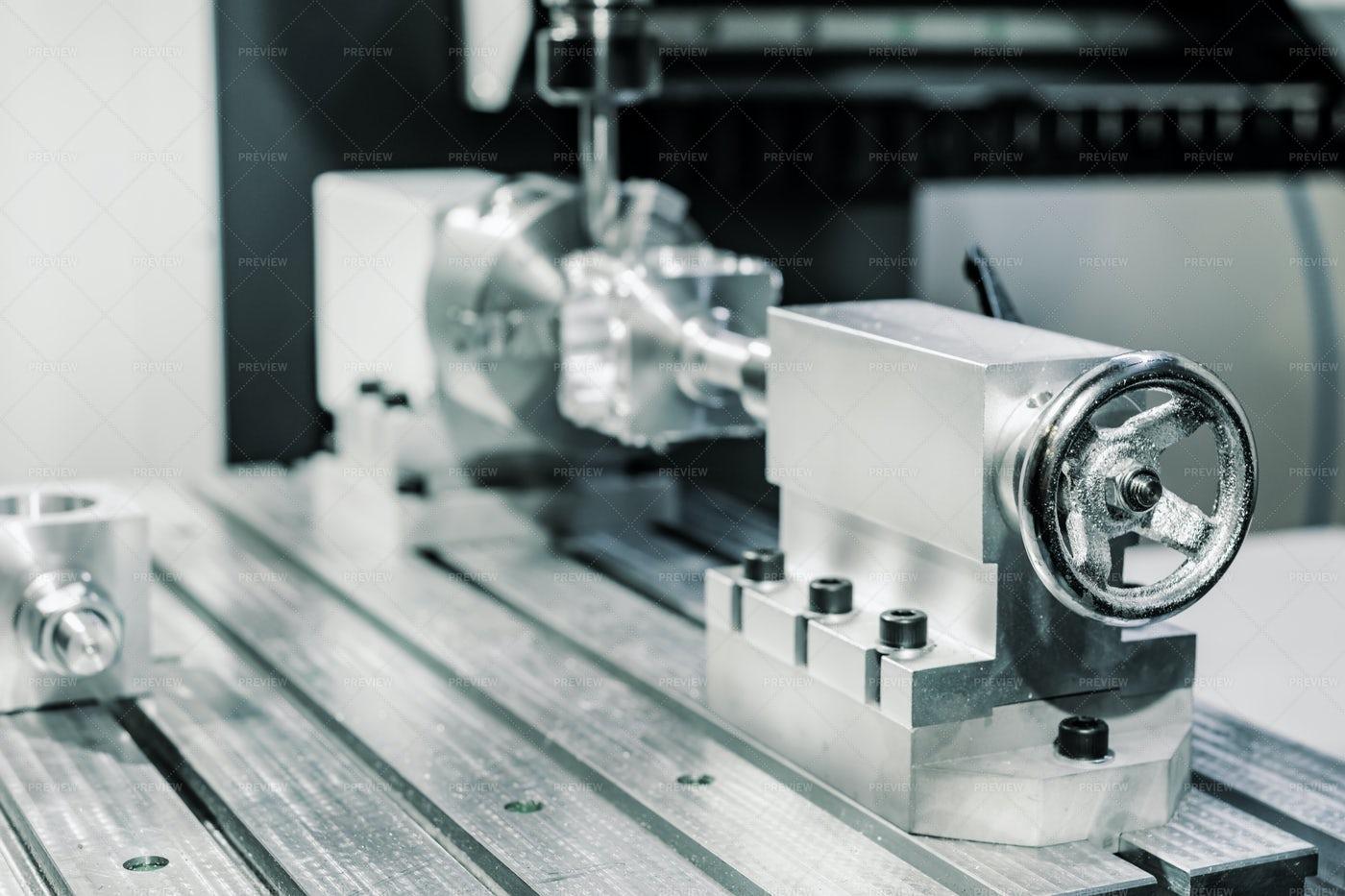 Metalworking Machine: Stock Photos