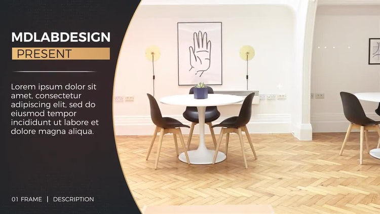 Corporate Minimal Slides: After Effects Templates