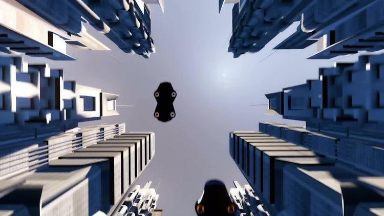 Future City: Stock Motion Graphics