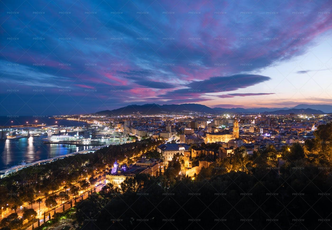 Malaga, Spain: Stock Photos