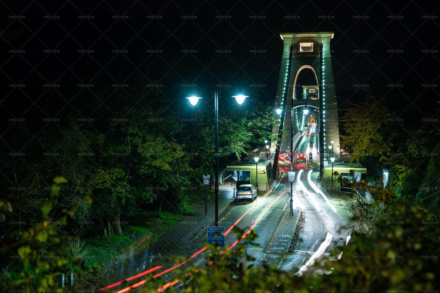 Clifton Bridge: Stock Photos