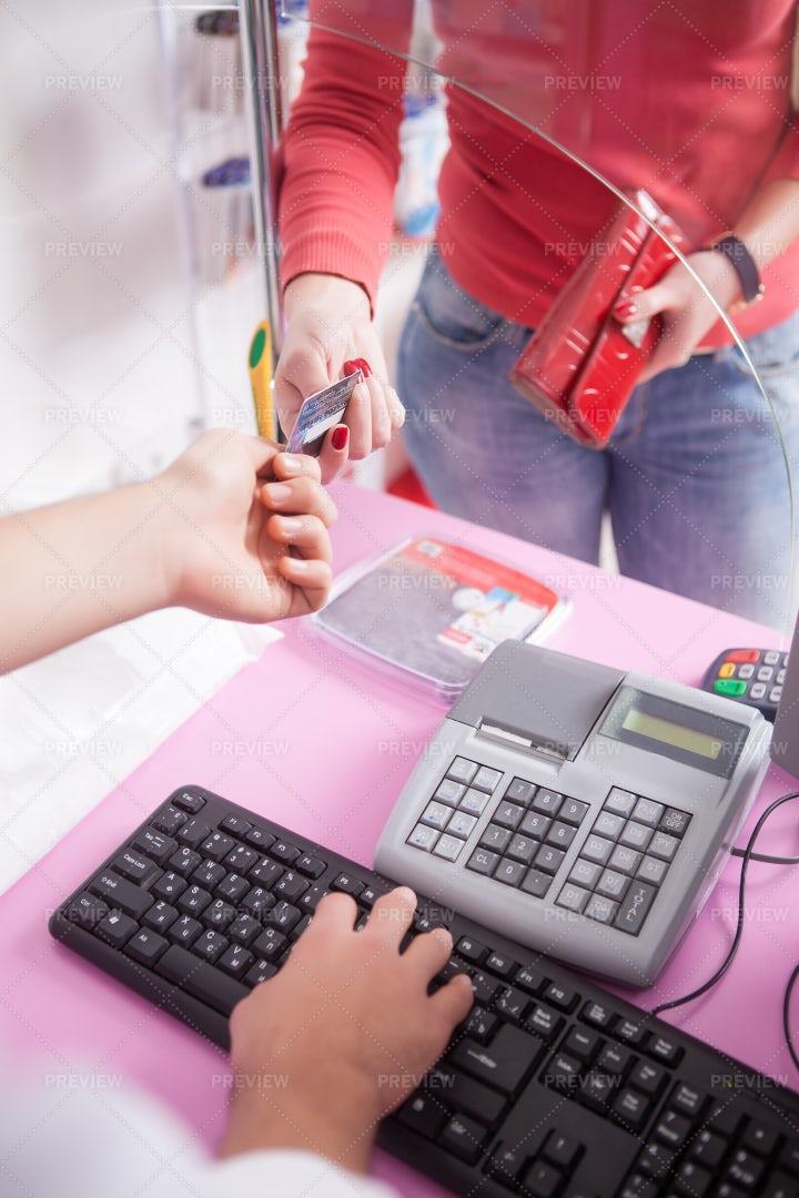 Credit Card Payment: Stock Photos