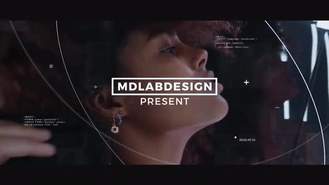 Modern Dynamic Opener: After Effects Templates