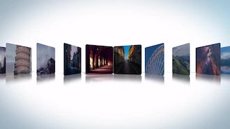 Shuffle: After Effects Templates