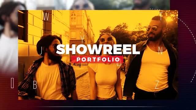 Portfolio Showreel: Premiere Pro Templates