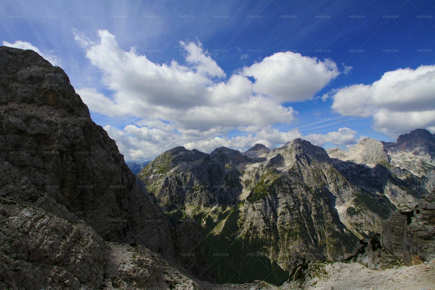 Julian Alps: Stock Photos