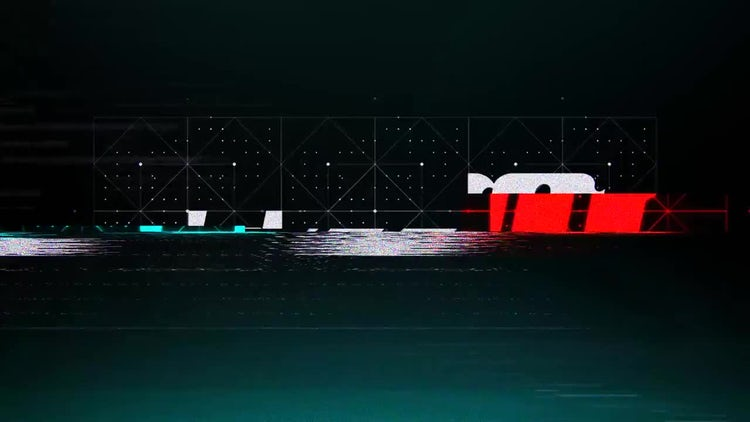 Glitcher Logo: After Effects Templates