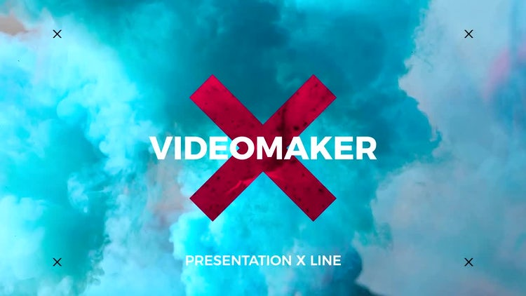 Presentation X Line: After Effects Templates