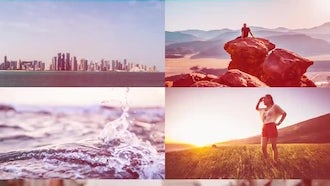 Fast Simple Slideshow: After Effects Templates