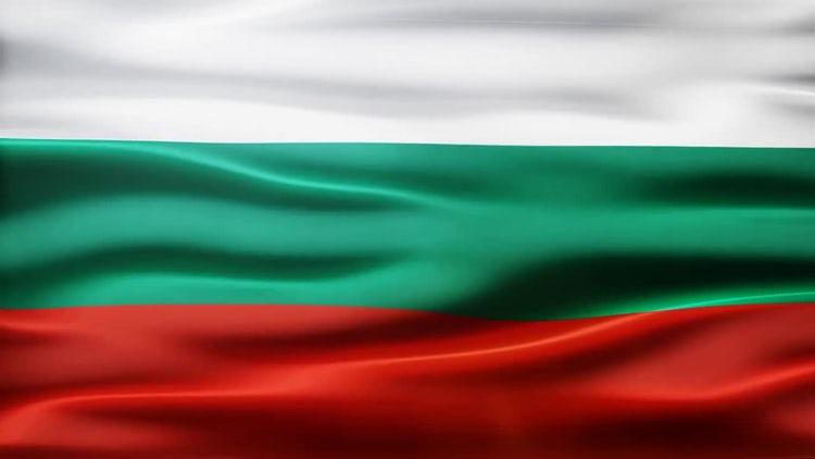 Bulgaria Flag: Motion Graphics
