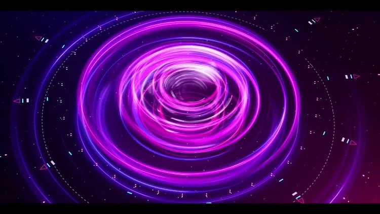 Colorful Futuristic Logo: After Effects Templates