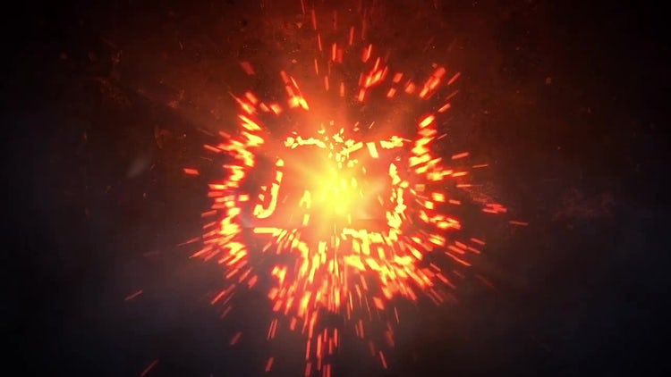 Particle Logo Explosion - After Effects Templates | Motion Array
