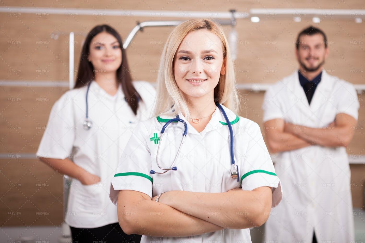Medical Team: Stock Photos