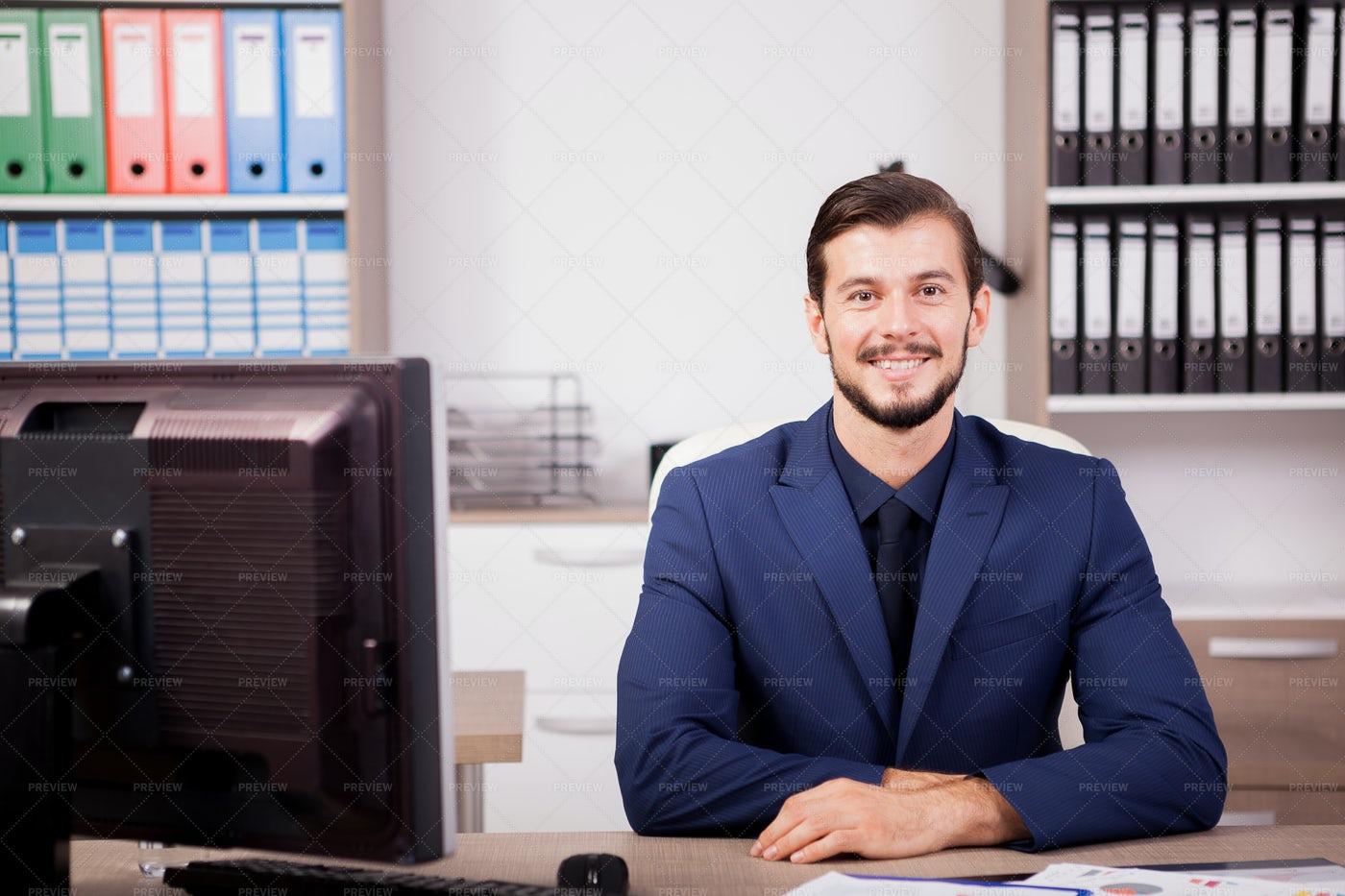 Professional Businessman: Stock Photos