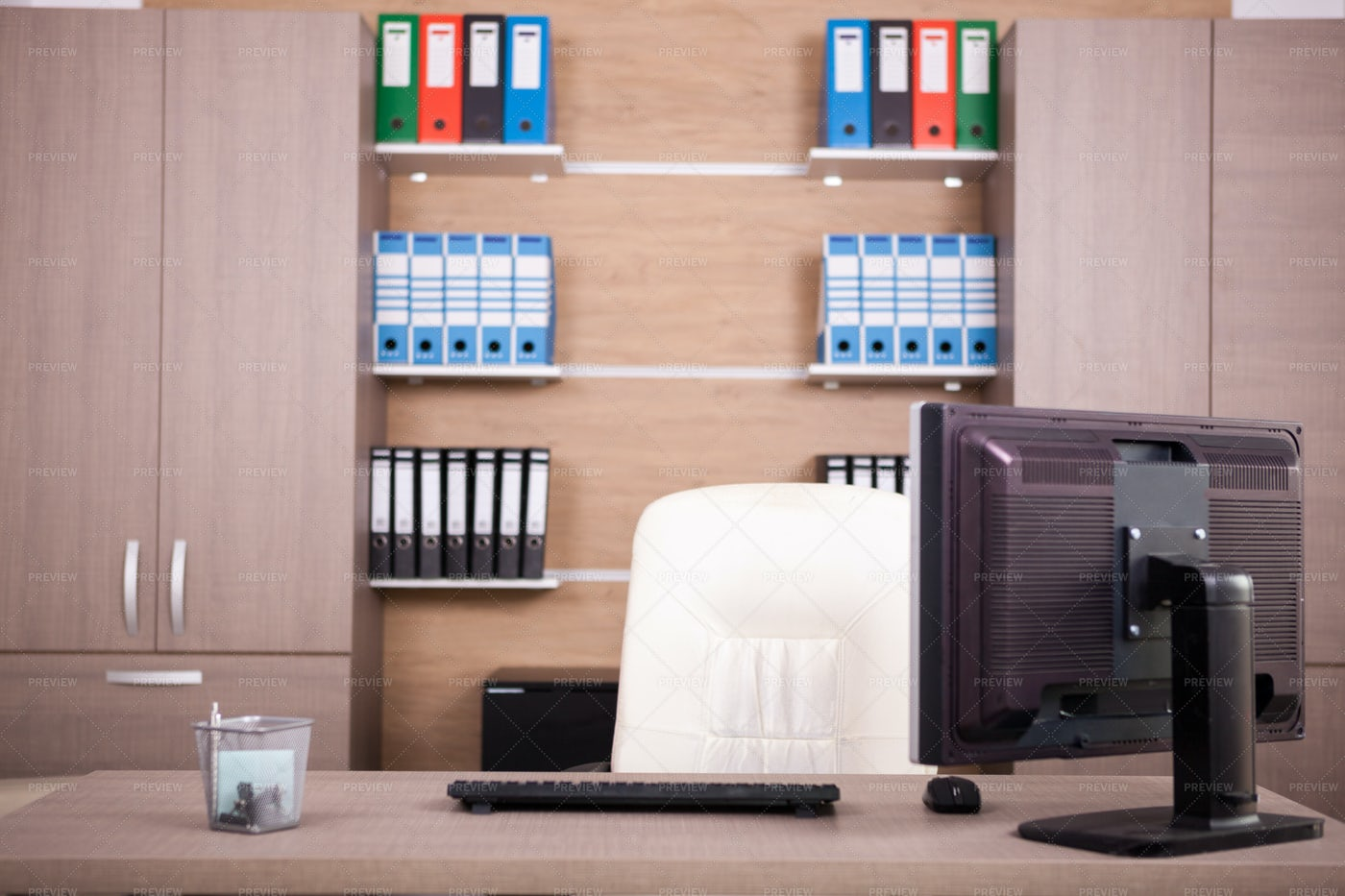 Office Interior: Stock Photos