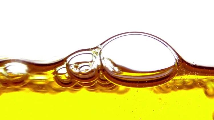 Oil Bubbles 7: Stock Video