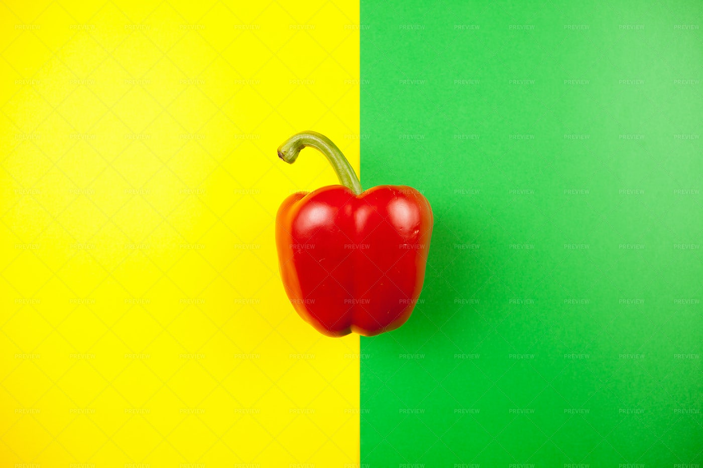 Sweet Red Pepper: Stock Photos