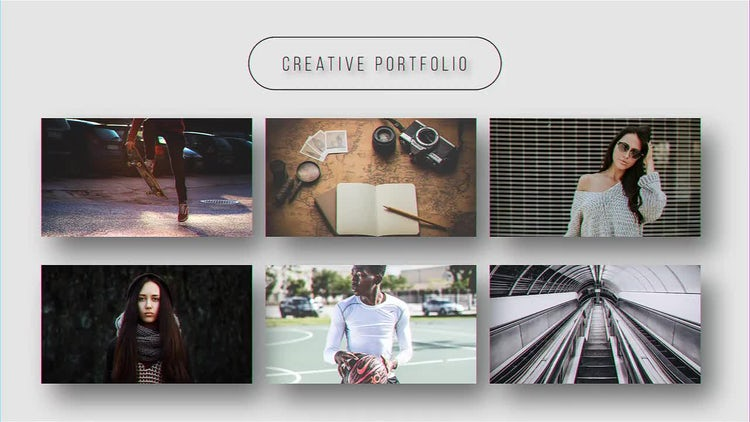 My Fashion My Way: After Effects Templates