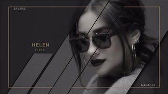 Fashion Event Opener: After Effects Templates