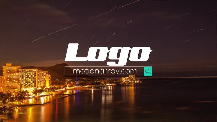 Search Logo Opener: After Effects Templates