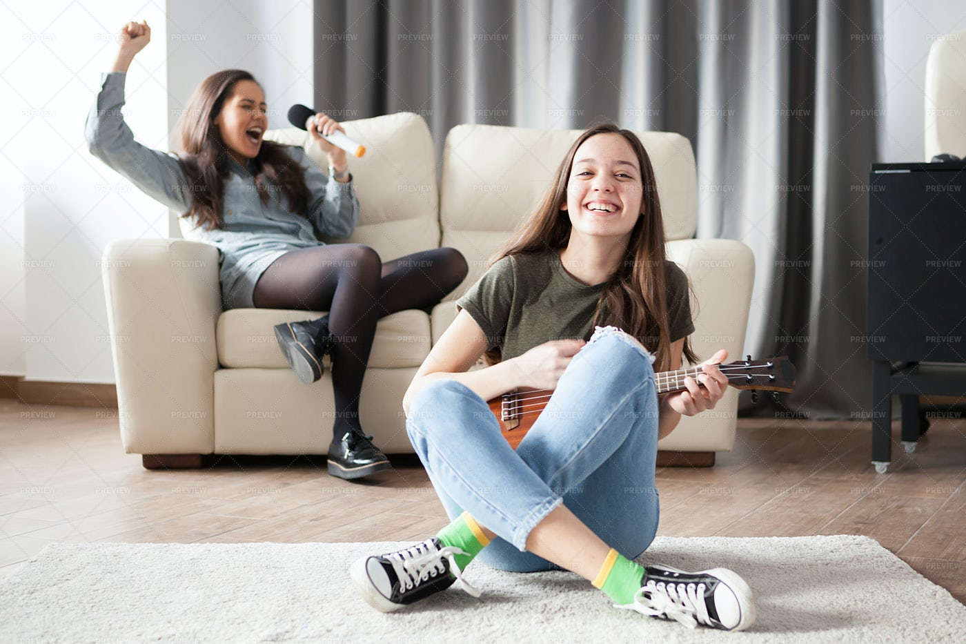 Music And Fun: Stock Photos
