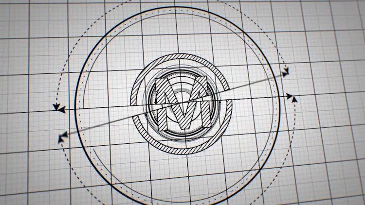 Sketch Logo Reveal - After Effects Templates | Motion Array