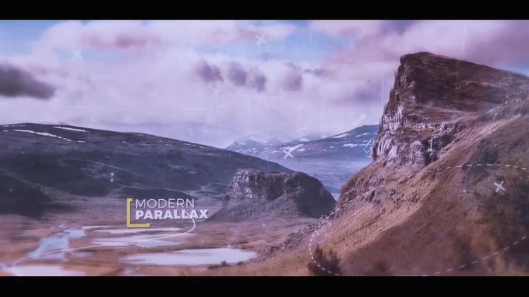 Cinematic Fast Opener: After Effects Templates
