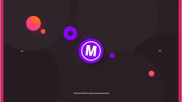 Minimal & Modern Logo Reveal: Premiere Pro Templates