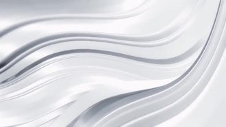 White Glossy Background: Motion Graphics