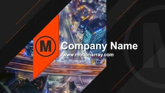 Company Name Project: After Effects Templates