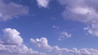 Clouds 7: Stock Video