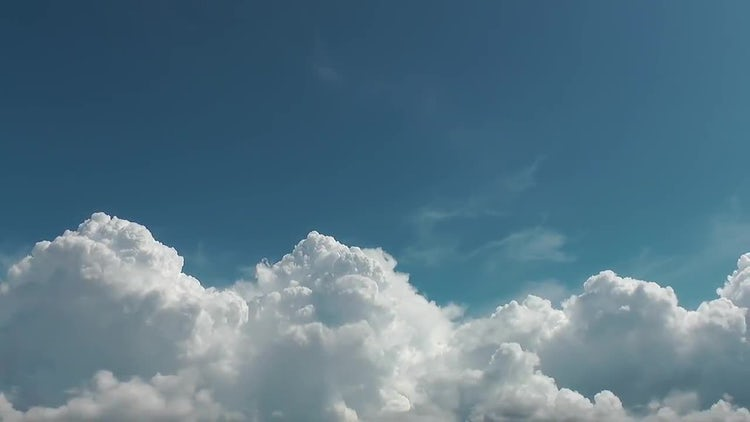 Clouds 12: Stock Video