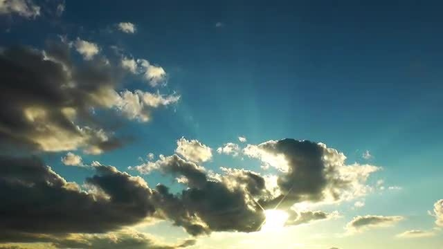Clouds 14: Stock Video