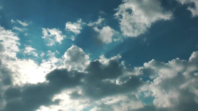 Clouds 28: Stock Video