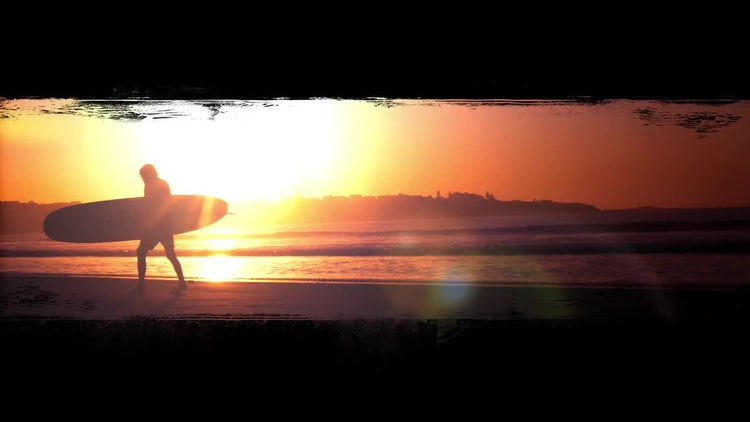 Grunge Mattes: Motion Graphics