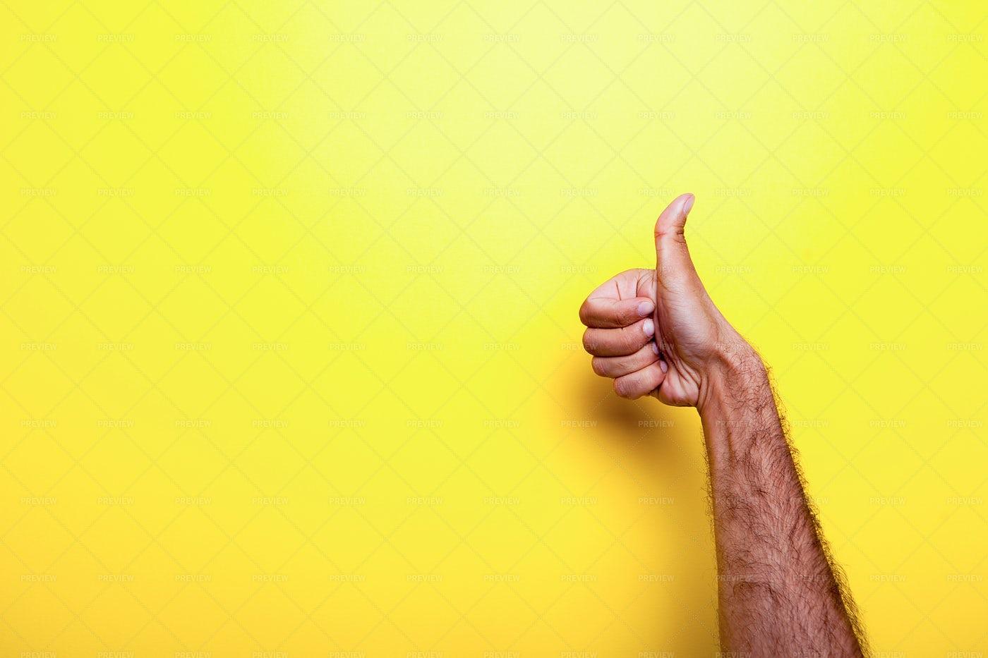 Thumbs Up: Stock Photos