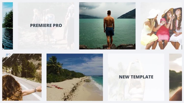 Short Opener: Premiere Pro Templates