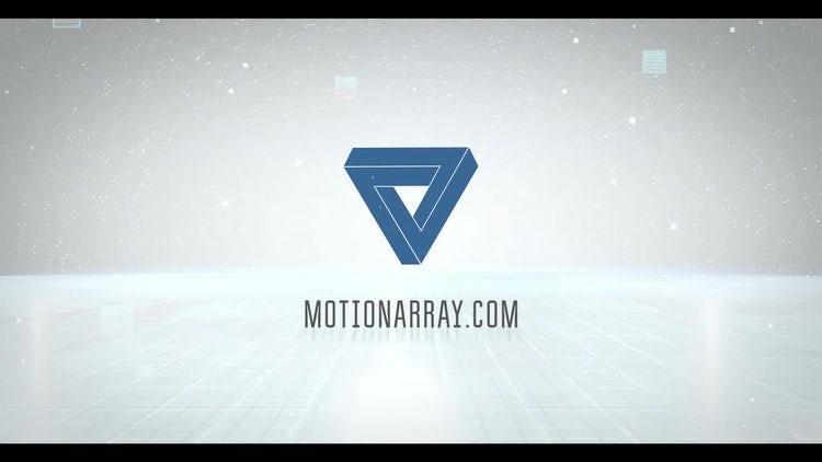 Hi Tech Corporate Logo: Premiere Pro Templates