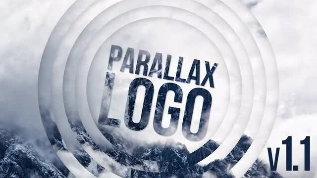 Parallax Logo: Premiere Pro Templates