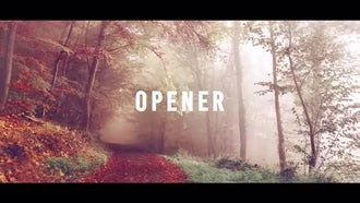 Dynamic Parallax Opener: Premiere Pro Templates