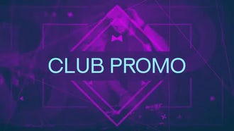 Club Promo: After Effects Templates