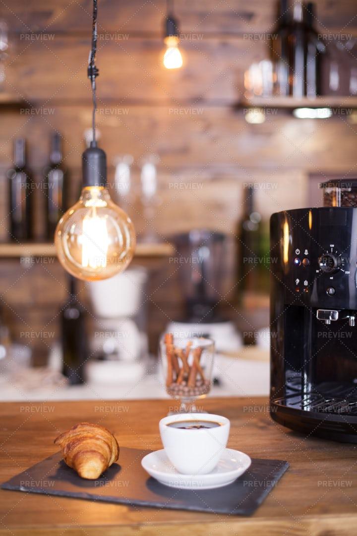 Artisan Coffee Shop: Stock Photos