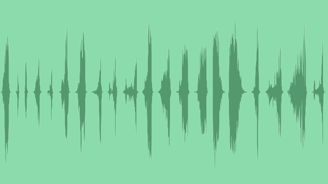 Reverse Collection: Sound Effects