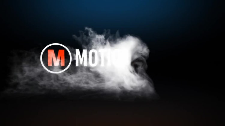 Smoke Reveal: After Effects Templates
