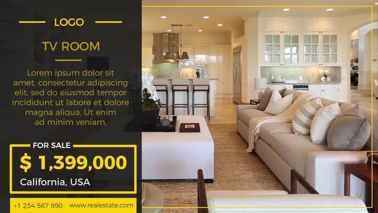 Real Estate: Premiere Pro Templates
